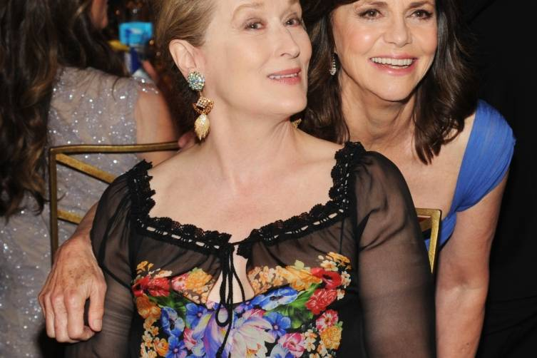 Meryl Streep & Sally Field