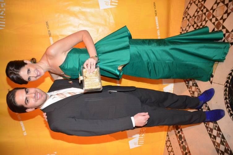 Michael Arguello & Catherine Petree-Biron