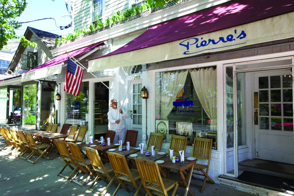 Outdoor Dining In The Hamptons A Guide To The Best Summer Spots