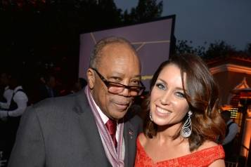 Quincy Jones & Danii Minogue