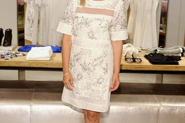Rebecca Taylor Baby Buggy Event - Sarah Michelle Gellar 1