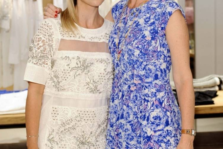 Rebecca Taylor Baby Buggy Event - SarahMichelle Gellar_RebeccaTaylor2