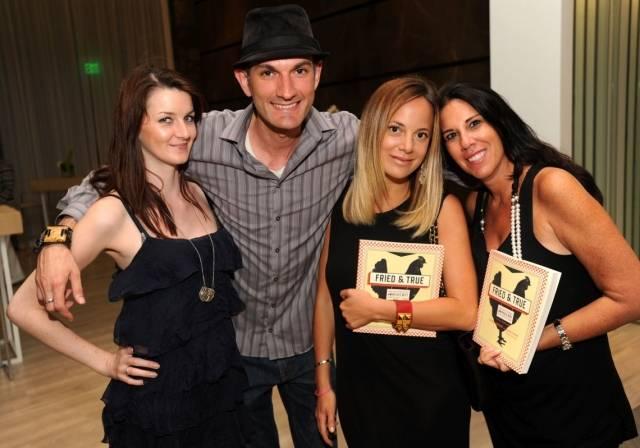 Rinn Maximus, Nico Bacigalupo, Erin Newberg, & Kelly Gold