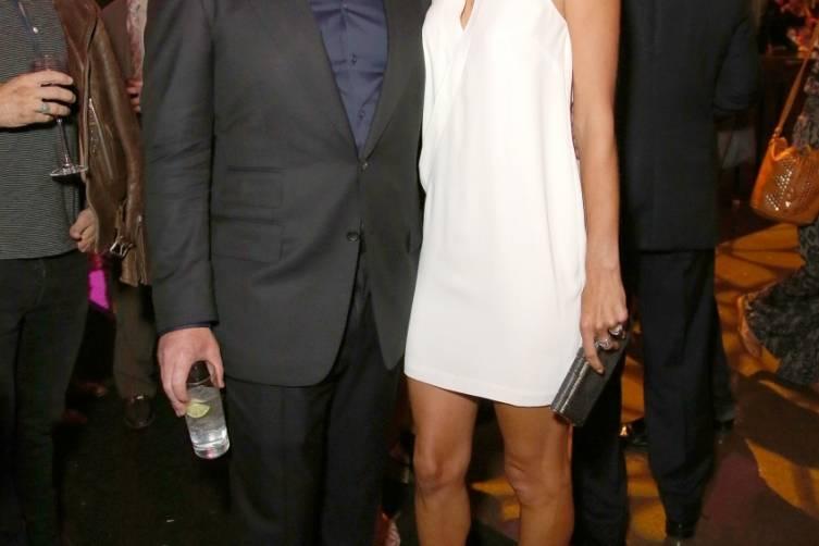 Ryan Kavanaugh & Alessandra Ambrosio