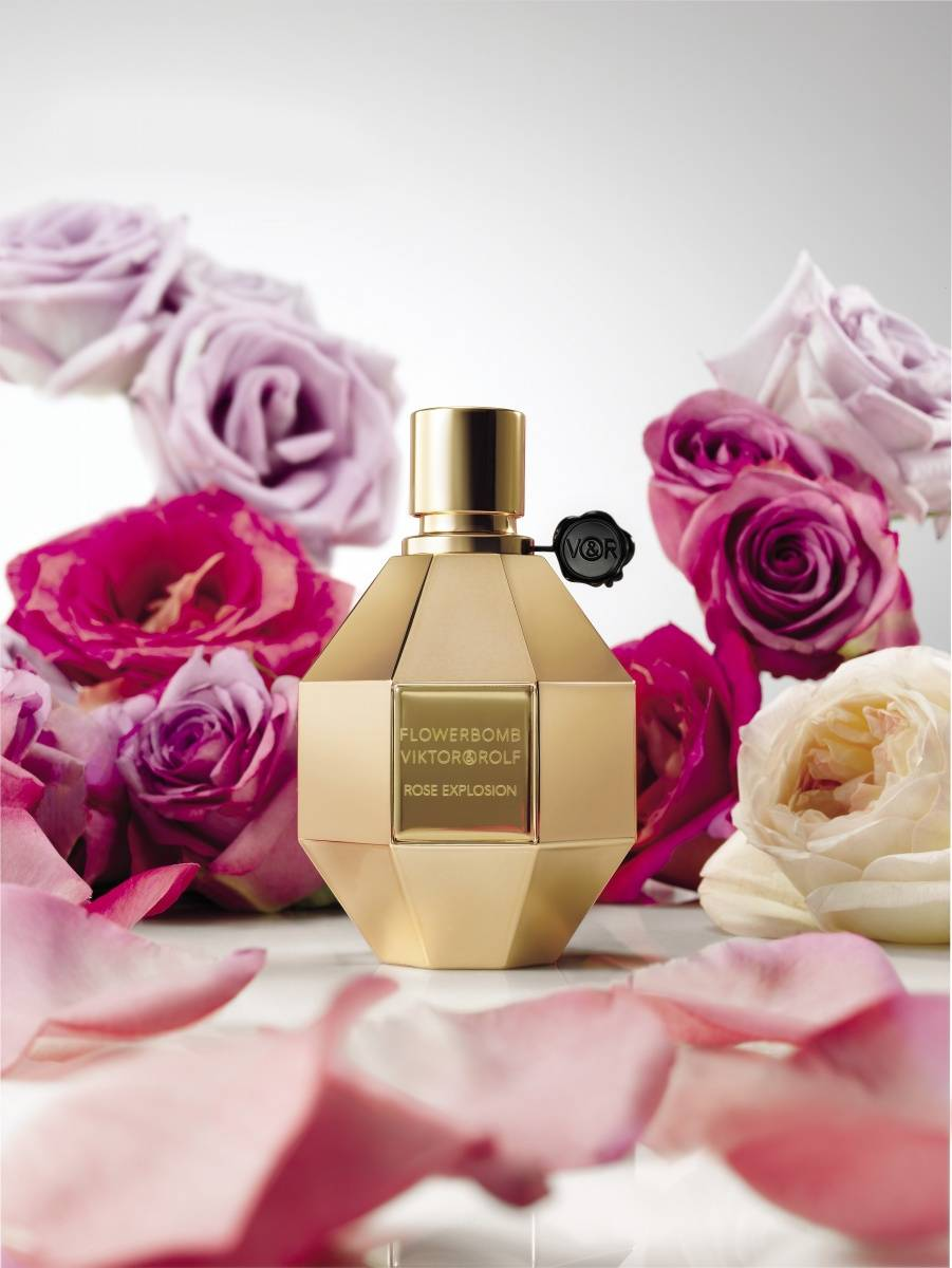 FRAGRANCE BY VICTOR & ROLF FLOWERBOMB ROSE EXPLOSION