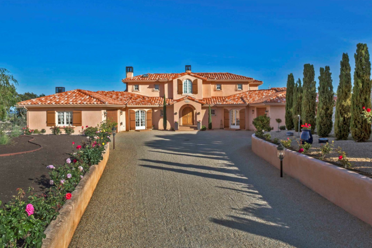 Sotheby's International Realty: A Mediterranean with Sweeping Bay Views