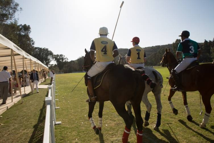 Southern California Universities Polo Team and Oxbridge Polo Team
