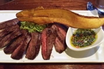 Steak at Prohibition