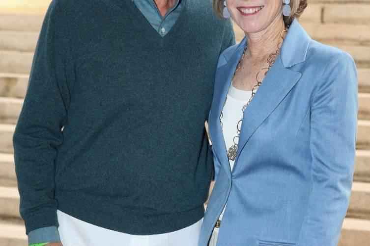 Stephanie and Fred Shuman