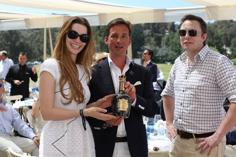 Talulah Riley, The Duke of Argyll and Elon Musk. Photo Credit Domonic James