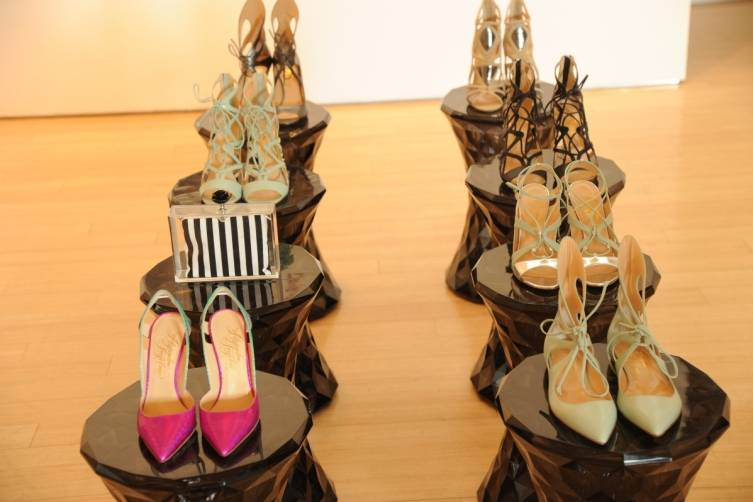 The Standard - in a sea of Alejandro Ingelmo Shoes Photo Credit- Owen Hoffmann