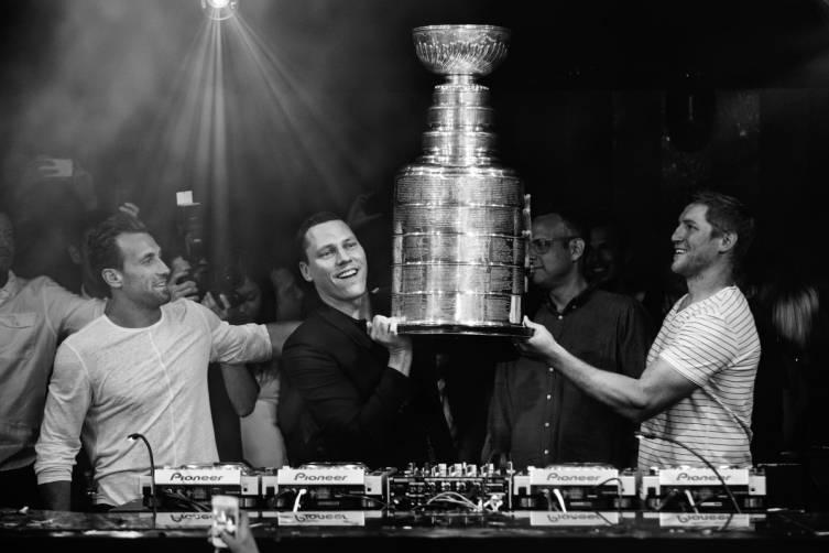Tiesto_Stanley Cup_Hakkasan Las Vegas_Al Powers of Powers Imagery