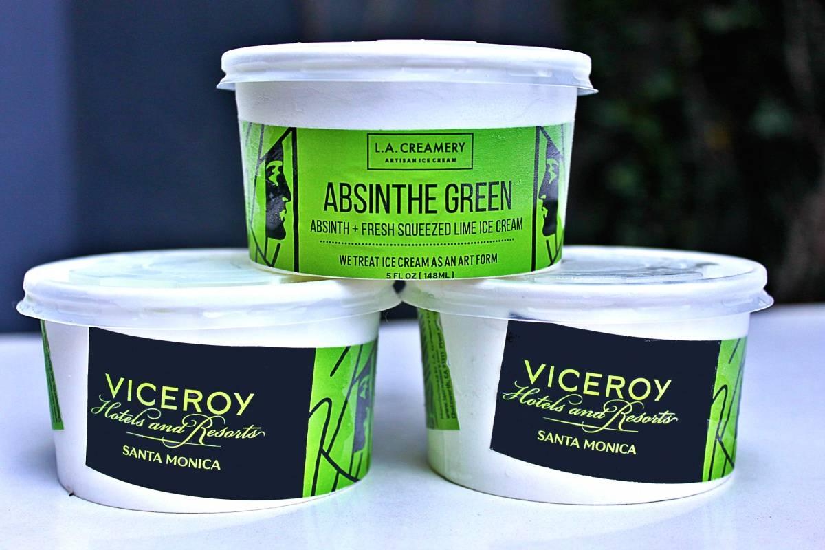 Viceroy Absinthe Green - Trio