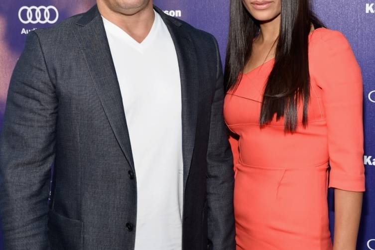Vin Diesel and Paloma Jimene