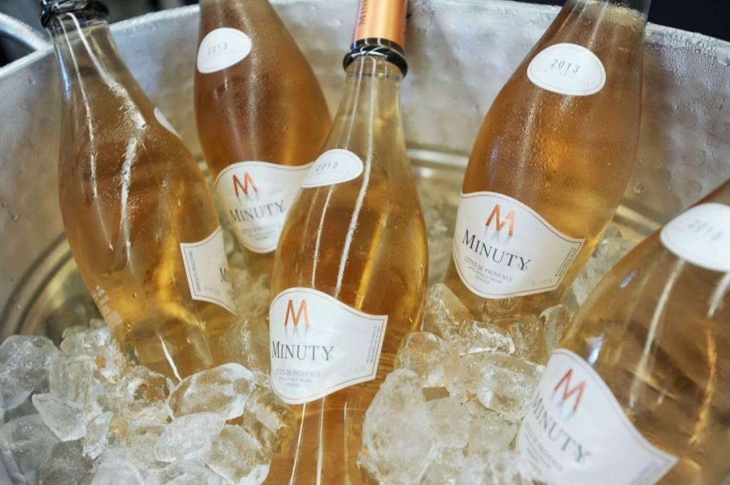 M de Minuty rosé