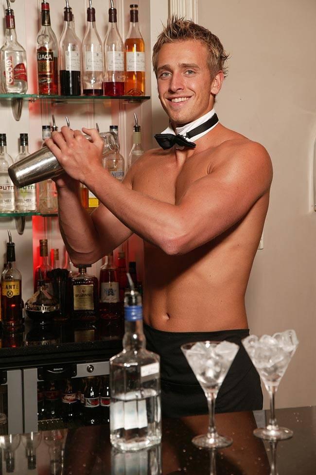drinking butler