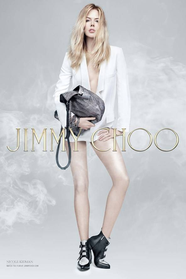 Nicole Kidman for Jimmy Choo