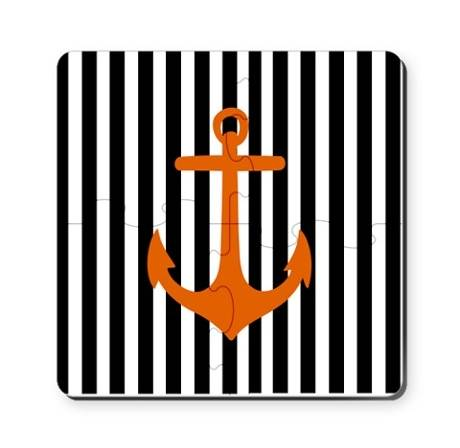 orange_anchor_on_vertical_stripes_cork_coaster