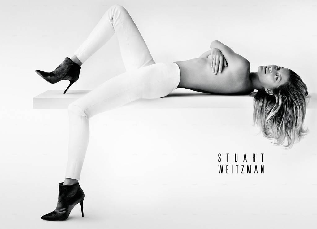 Gisele Bundchen for Stuart Weitzman