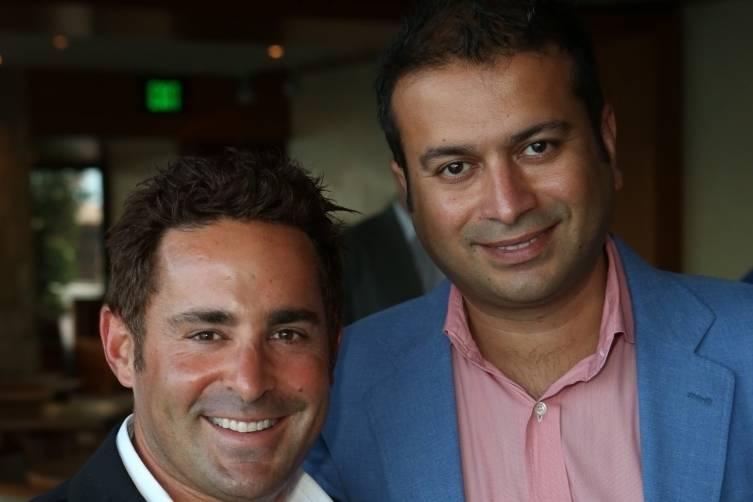Eddie Friedman & Kamal Hotchandani