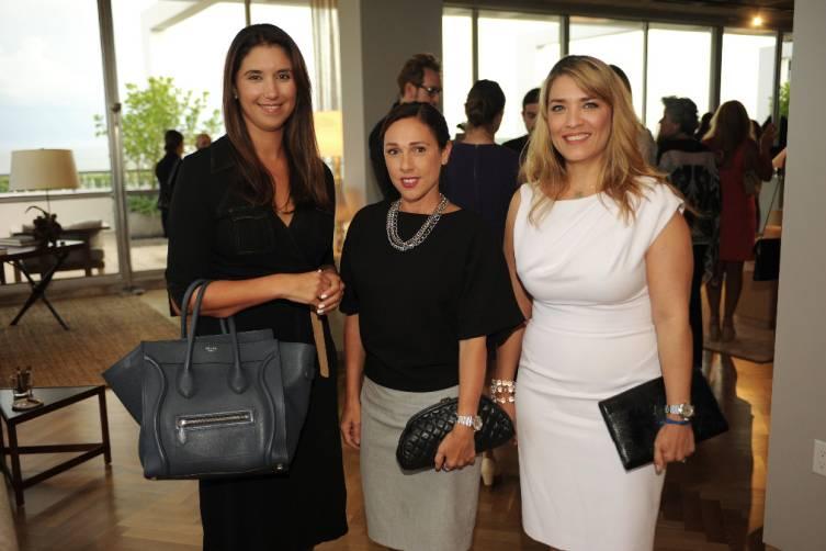 Aileen Falcon, Regla Barrios, & Romina Alcantara