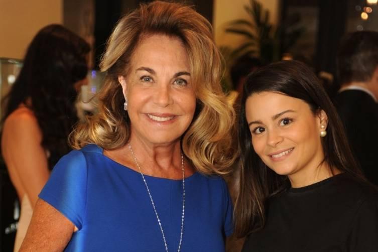 Alayda Saade and Carolina Melo