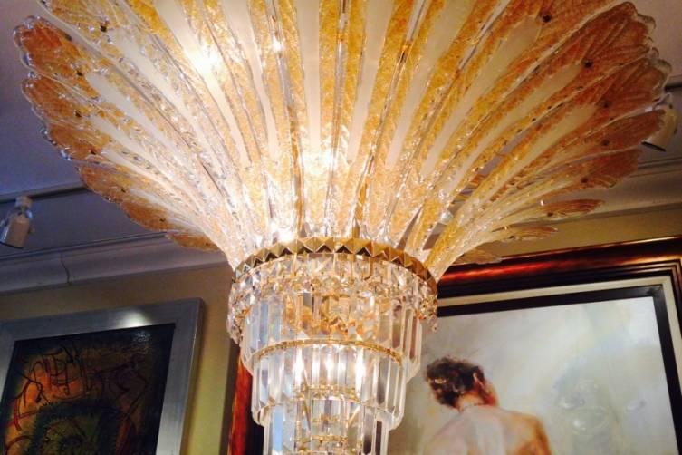Art Deco Light at Royal Antiques