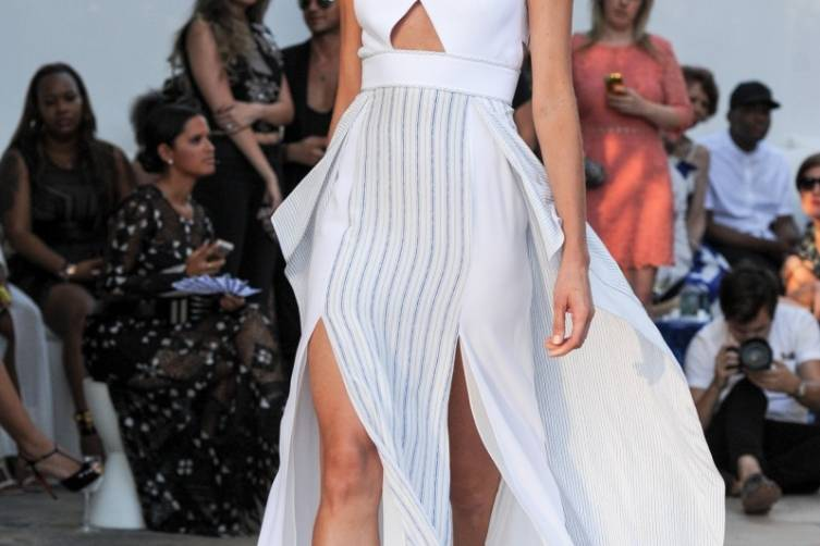 BCBG Runway Resort Look 10