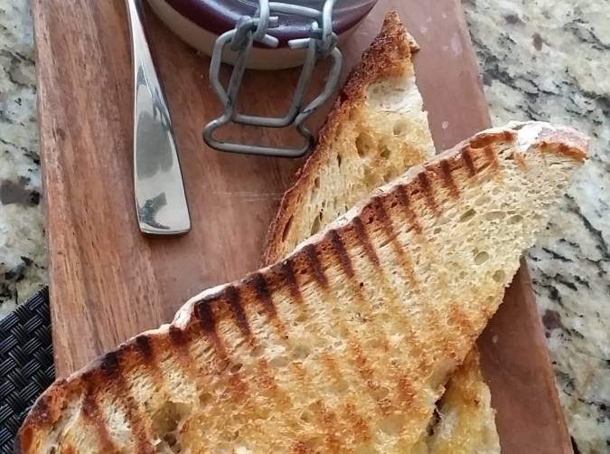 Blt toast