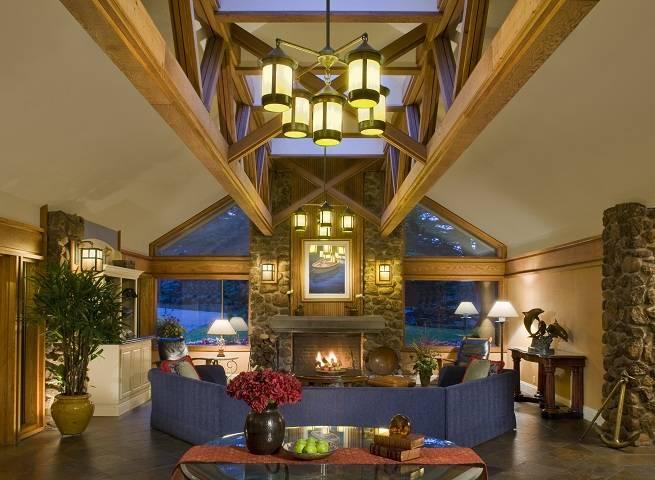 Bodega Bay Lodge Lobby