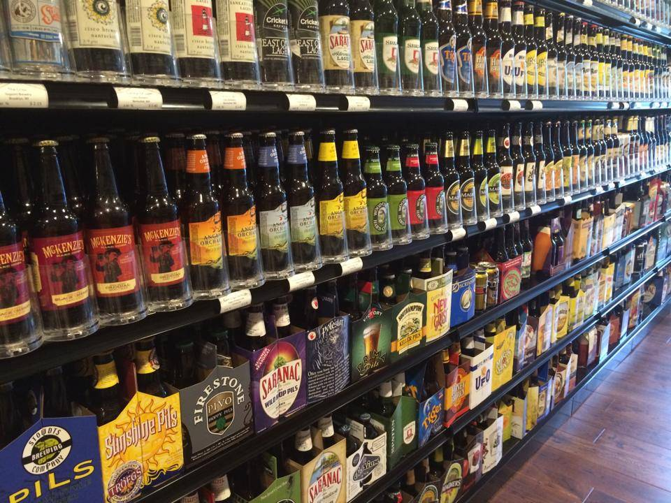 Brew Craft Beer Selection