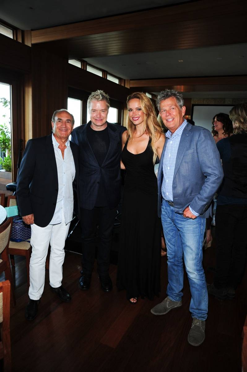 Charles Perez, Chris Botti, Caroline Campbell & David Foster