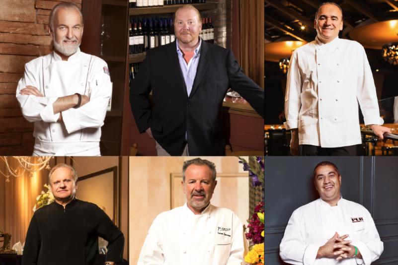 Best Las Vegas Chefs