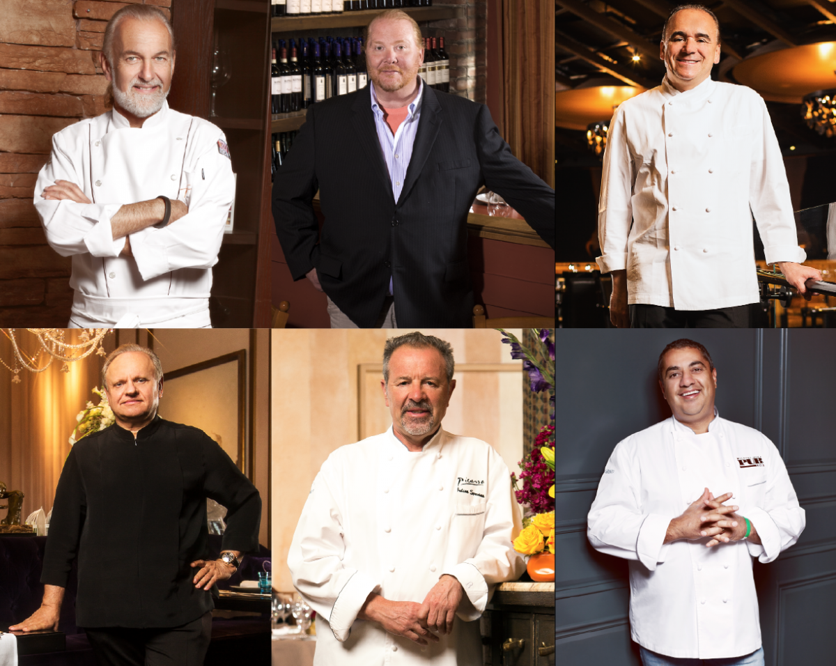 The Best Of The Best Las Vegas Chefs