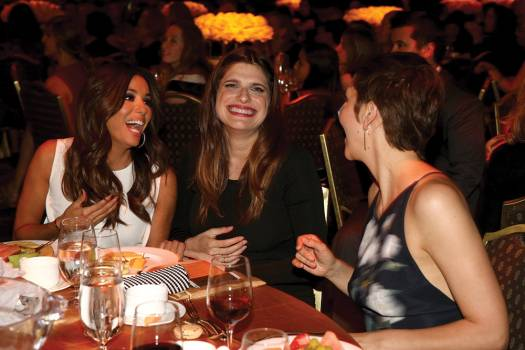 Eva Longoria Lake Bell and Maggie Gyllenhaal