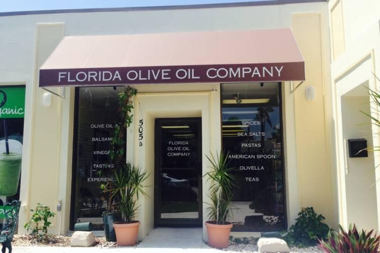Florida Olive Oil Company in Naples
