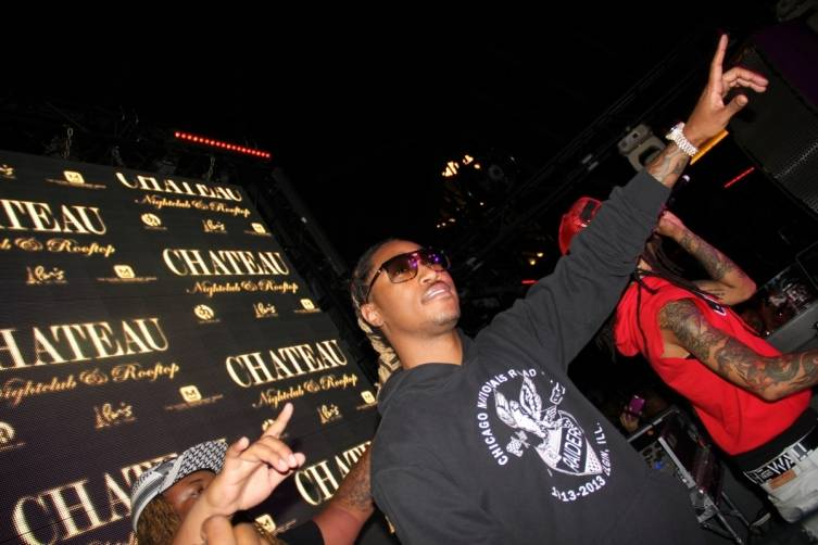 Future at Chateau Nightclub & Rooftop