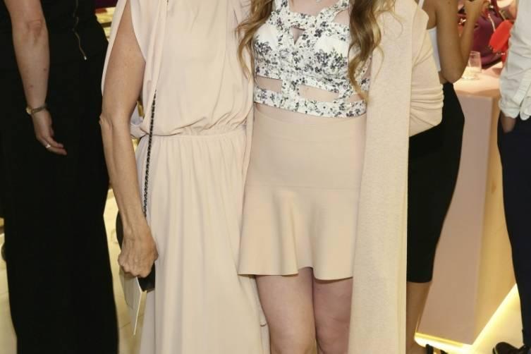 Jilly and Sophia Rebeil
