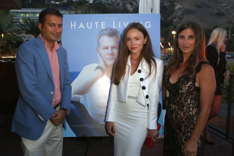 Kamal Hotchandani, Nikita Kahn & Laura Schreffler