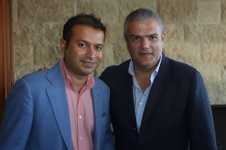 Kamal Hotchandani & Ricardo Guadalupe