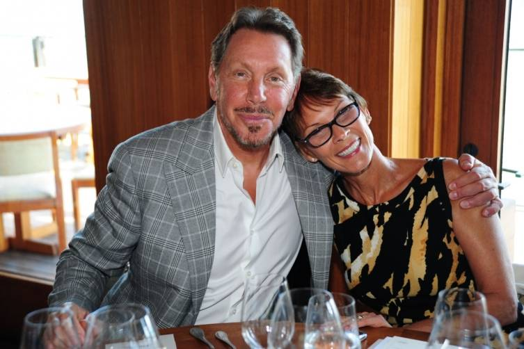 Larry Ellison Benefit for California Wildlife
