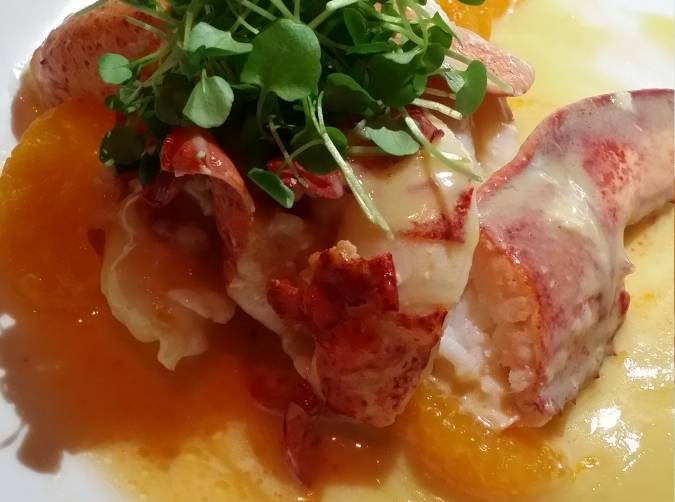 Lazy Man's Lobster at Avenue5
