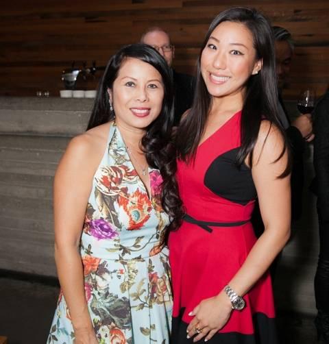 Sharon Seto and Angellica Yi