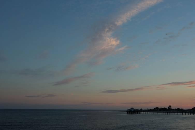 Malibu sunset 2