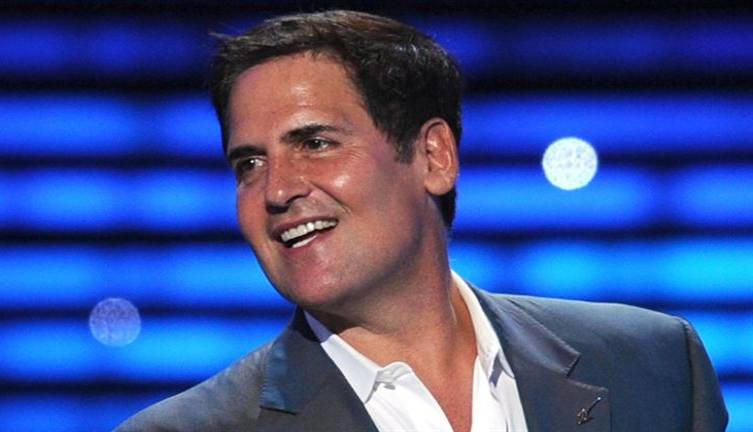 Mark Cuban  Image via biography.com