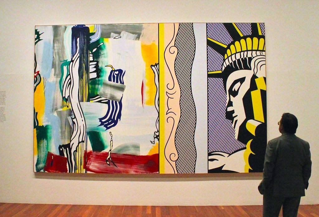 Modernism from the National Gallery of Art: The Robert and Jane Meyerhoff Collection.   Source: SF Enthusiast.com