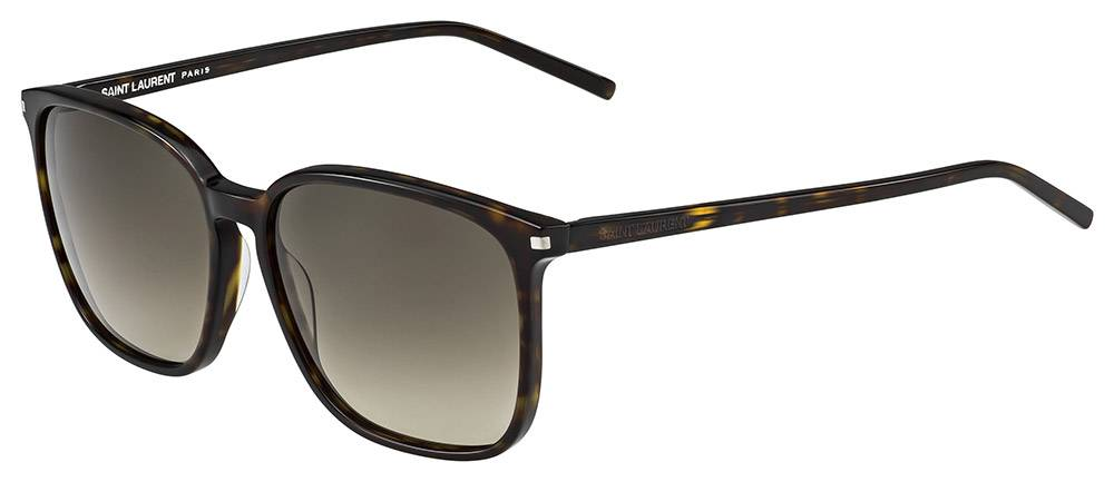 Saint Laurent SL 37/S in Dark Havana ($325) available at Solstice Sunglasses