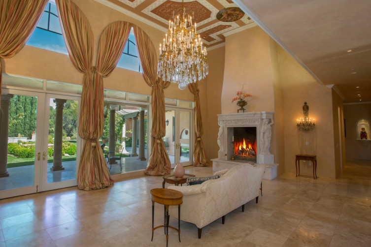 Exquisite Italian-style Estate: Sotheby's International Realty
