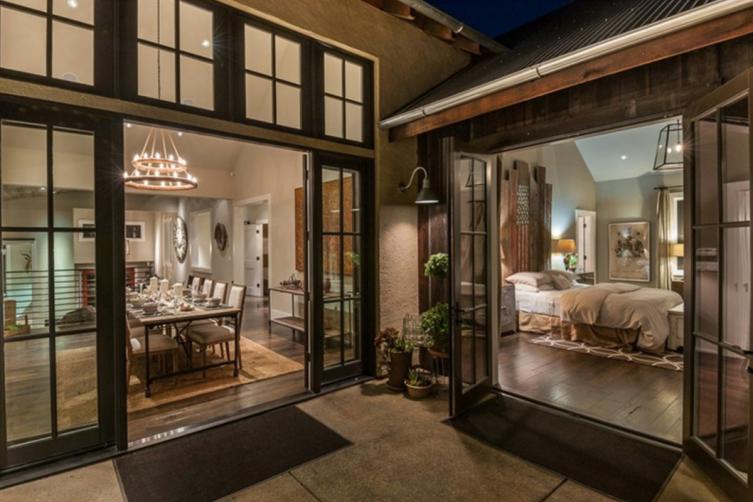 Modern Sonoma Barn: Sotheby's International Realty