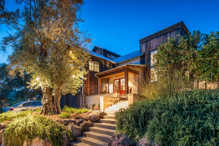 Modern Sonoma Barn: Sotheby's International Realty